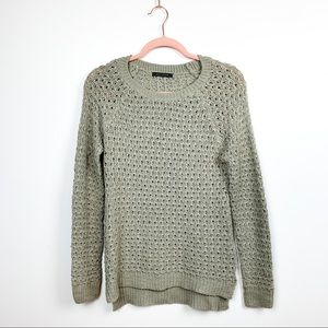 🌸2/$30🌸 Long Sleeve Knit Crewneck Sweater